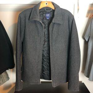 Gap Men's Wool Jacket